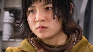Rose Tico Allegedly Had An Important Role In Rise Of Skywalker