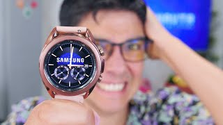 AY SAMSUNG QUÉ DESILUSIÓN!!!!!!! Galaxy Watch 3
