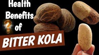 Benefits Of Bitter Kola | Improve Sexual Performance For Men.