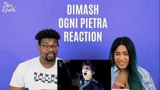 Dimash - Ogni Pietra| REACTION Video