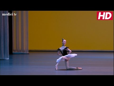 #MoscowBalletCompetition13 - Juniors: Final girls solo - Elisabeth Beyer