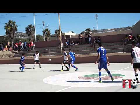 FT United VS Heroes TKT - Torneo Estatal Futsal Promocional 2016 - Tecate B.C.