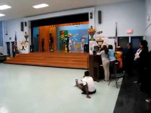 Kedrick Brown Dance 2