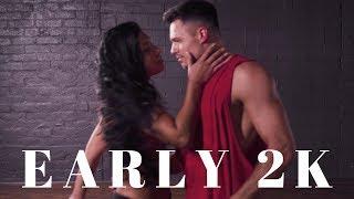 Early 2k - Chris Brown DANCE VIDEO | Dana Alexa Choreography Ft Majkel Kalcowski