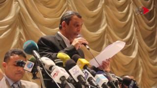 نقيب الصحفيين: نُصر على التحقيق في واقعة اقتحام النقابة.. ومحاسبة المسؤول