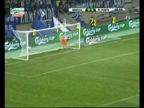 Taça da Liga - Final: Benfica 3 - 0 Porto