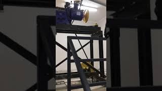 Asansör Motoru