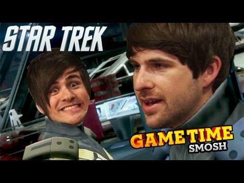 STAR TREK: BEAM US UP SCOTTY (Gametime w/ Smosh)