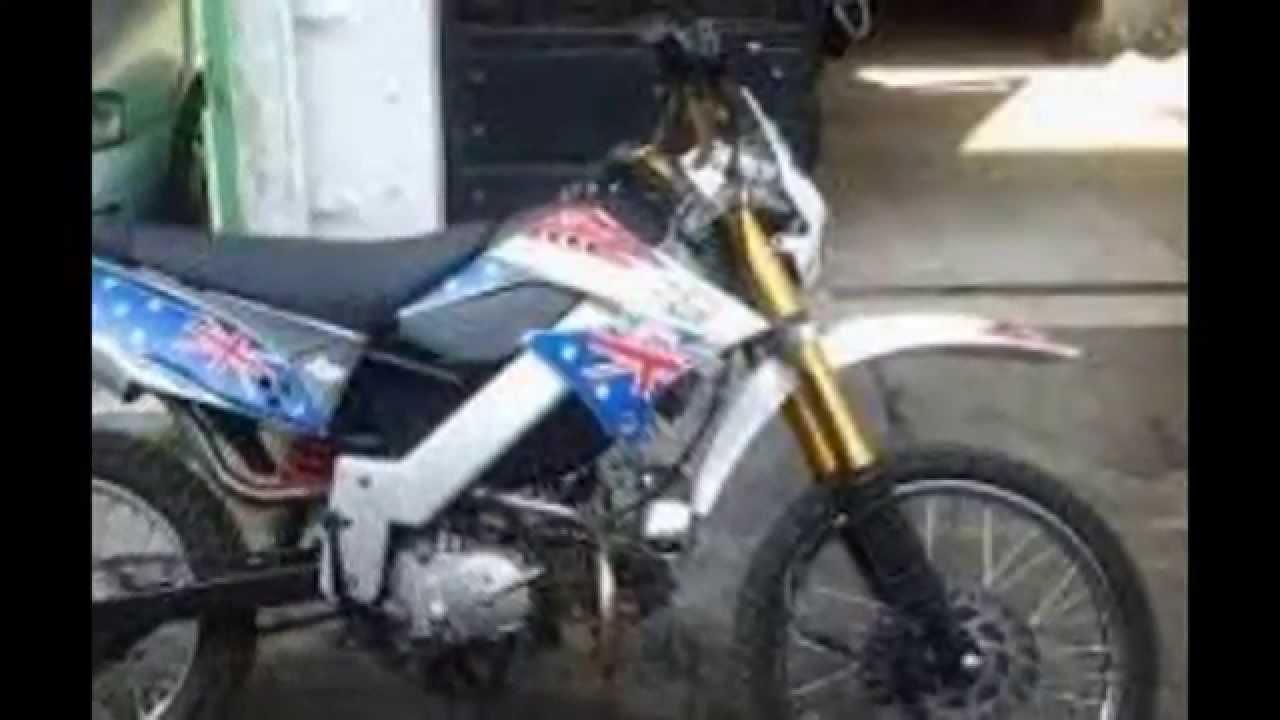 Special Motor Bebek Modifikasi Motor Motorplus Modif Trail