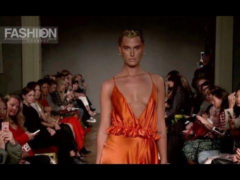JENNIFER BLOM Spring Summer 2018 Stockholm - Fashion Channel