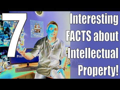 7 Interesting facts on Intellectual Property