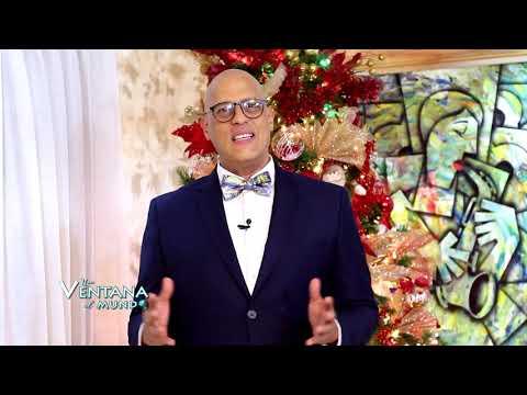 UNA VENTANA AL MUNDO TV CENA NAVIDEÑA 2019
