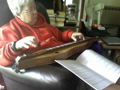 Schuler Butternut Dulcimer, It is Well with my Soul