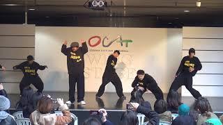 2017/11/23 11時15分~ Dance For Tune vol.7 OCAT ポンテ広場 ウイング...
