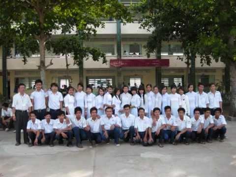 Mùa hè chia tay - lớp 12 năm học 2010 - 2011