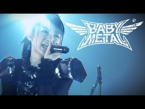 BABYMETAL Gimme chocolate!! Official Music Video - The album BABYMETAL - OUT NOW!