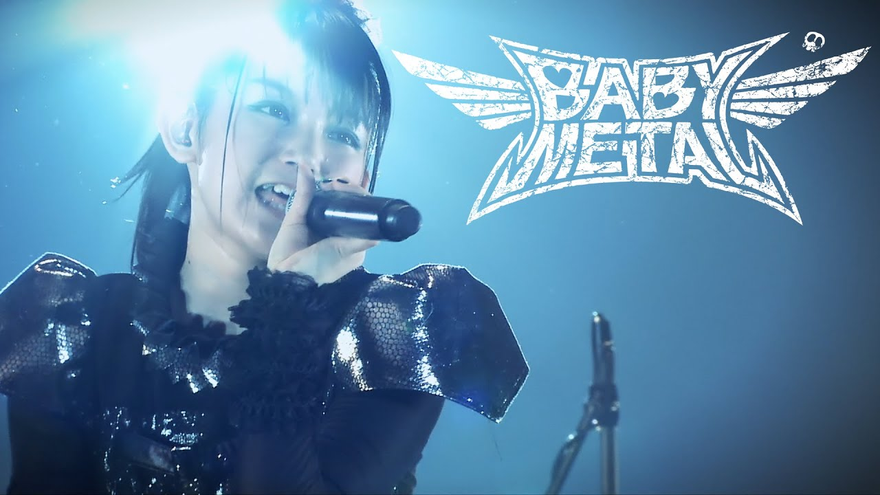 BABYMETAL Gimme chocolate!! Official Music Video - The album ...