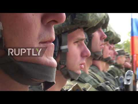 Russia: Six post-Soviet countries join combat-intelligence forces for Poisk-2017 drills