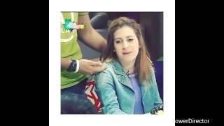 مينا و كنزة عارفة احلى حاجة فيكي