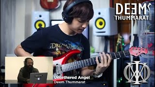 Dream Theater - Untethered Angel ( Full Guitar Covers By Deem Thummarat )