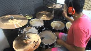 Turn It Up - Planetshakers Drum Cover