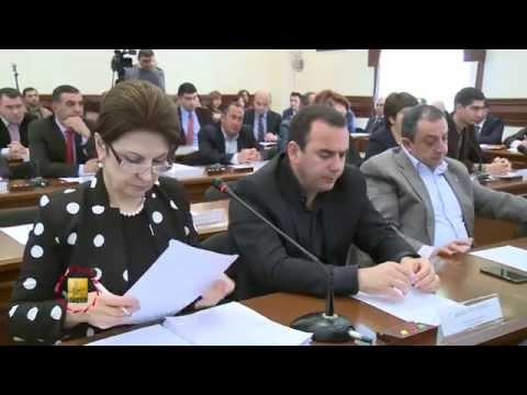 ՄԱՅՐԱՔԱՂԱՔ - TV Programm «Capital» - 21.03.2015