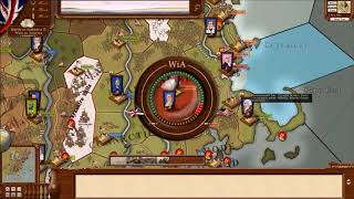 Birth of America 2 : Wars in America - British Campaign 1781