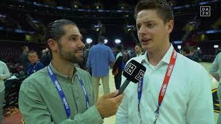 NBA-Analyse nach Game 4 mit Daniel Herzog und Freddy Harder   DAZN - NBA