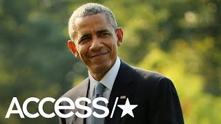 Barack Obama Throws A Touchdown & Gives An Inspiring Pep Talk During Visit To Youth Nonprofit