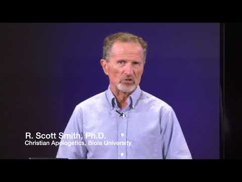 Scott Smith - The Effect of Naturalism on the Church: Lecture and Q&A