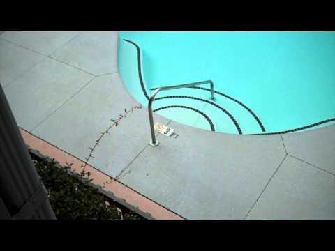Oak Island Beach Villa Pool