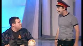 КВН БАК-Соучастники - Неадекватный полицейский