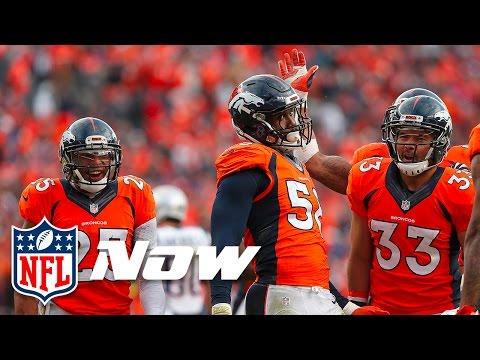 Top Celebrations Championship Edition   Von Miller, Cam Newton & More!   NFL Now