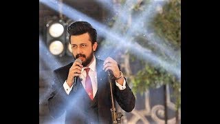 Dil Diyan Gallan - Atif Aslam Live at The Wedding in Lahore.