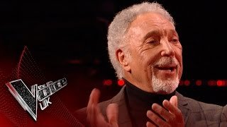 Tom Jones performs