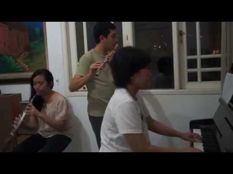 AT Mahmud - Amelia (Flute, Oboe, Piano)