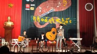 [Guitar Show Khoảnh Khắc] Đi tìm bóng núi (Ngọc Thân + Hoàng Phú + Phạm Đức Minh)