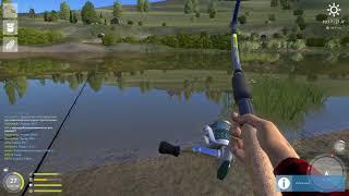 Русская рыбалка 4 - река Сура - Очередное открытие в игре