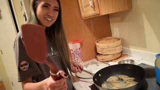 How to Cook Pot Stickers || DGM 1520