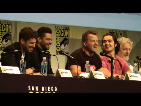 Warcraft full panel from San Diego Comic-Con 2015 SDCC Duncan Jones