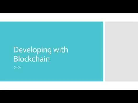 Blockchain 101 - Everything you need to know