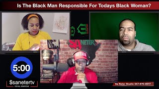 Dana Vs. Minister Jap: (Is The Black Man Responsible For Todays Black Woman?)