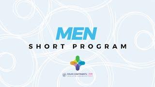 Men Short Program | ISU Four Continents Figure Skating Championships | #4ContsFigure