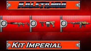 Silvio Santos Jogando Crossfire - Roletando #21 Kit Imperial