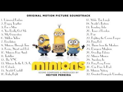 [HOT] Minions 2015 - Full OST streaming vf