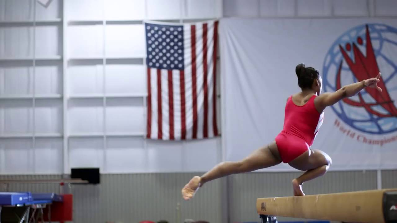The Unlimited Greatness of Simone Biles