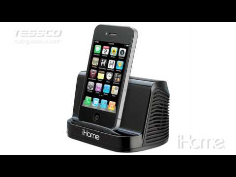 iHome iHM16 Portable Stereo Speaker System for iPad iPod Touch & MP3 Player