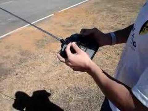 Draco Volans UAV 2007