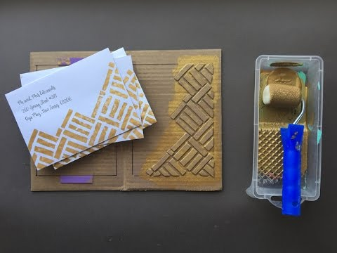 Research paper custom and envelopes
