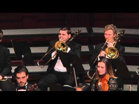 University of Michigan Symphony Orchestra Performs Mahler